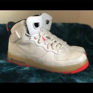 Nike Air Jordan Fusion 6 Air Force 1 x Jordan 6